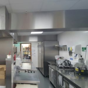 Commercial Kitchen Cleaning - APT ICC