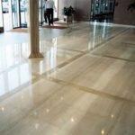 Commercial Marble Floor Cleaning and Polishing Restoration Services