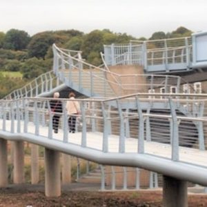 Bridge Cleaning Specialists - Joe Calzaghe Bridge