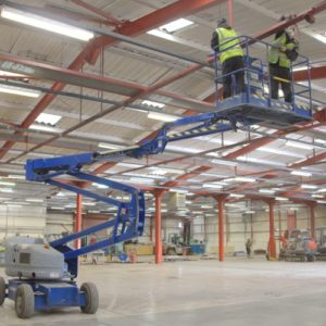 Factory Cleaning - High Level Cleaning
