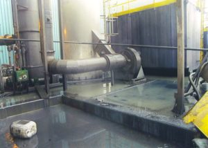 Hire Industrial Cleaning Company