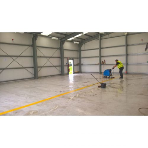 Commercial Warehouse Floor Cleaning Companies, Cardiff