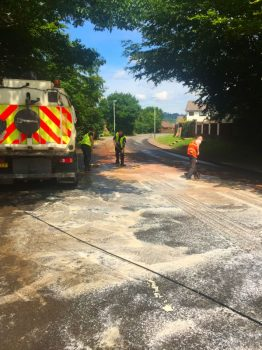 extreme-cleaning-highways-road-spillage-oil-clean-up