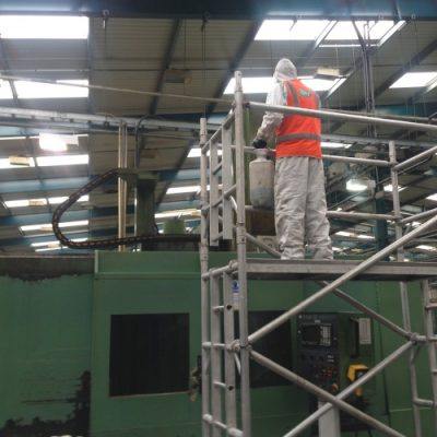 factory cleaning services uk