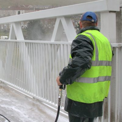 high pressure jetting services