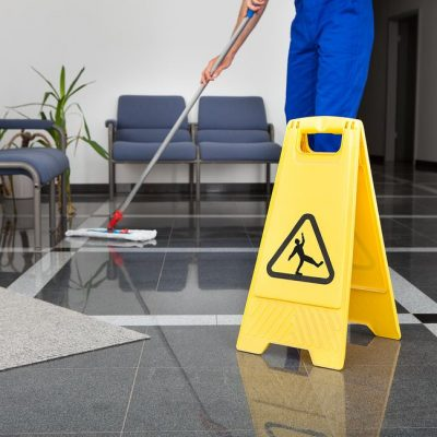 hospital floor cleaning services